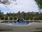 Moama freeform pool